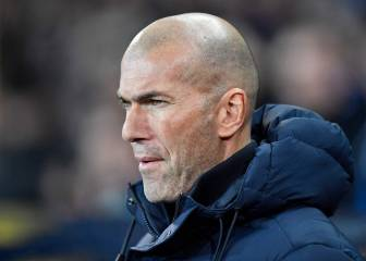 Zidane's internal debate
