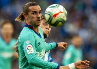 Griezmann gives thoughts on debut Clásico