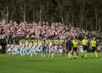 Rayo-Albacete game suspended after nazi insults