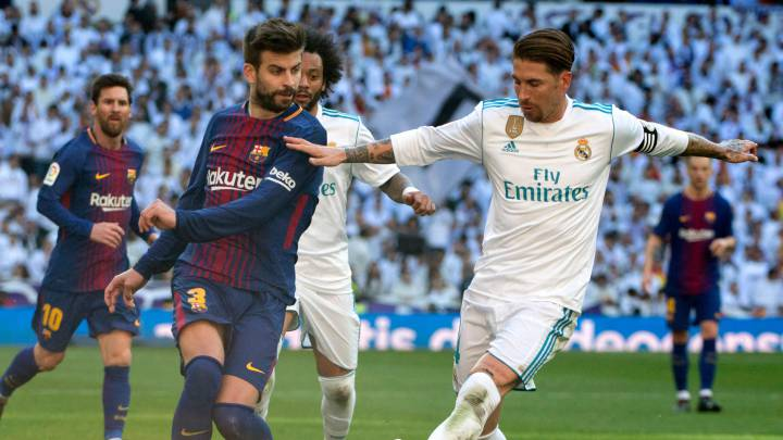 Real Madrid Barca Clasico Set For Week Of Champions League First
