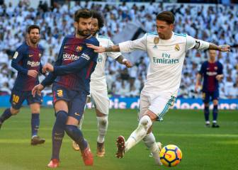 Champions League and Clásico hand Barça, Real a tough week