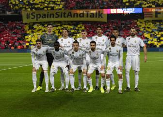 Real Madrid player ratings vs Barcelona