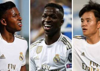 Real Madrid Europe's third most proactive youth recruiters