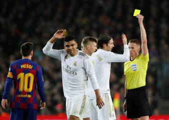 Barcelona lead the way in Clásico penalty awards