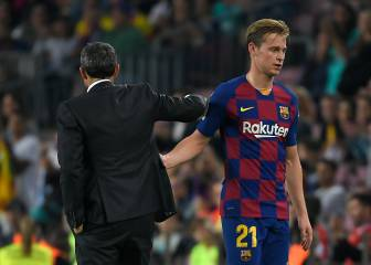 Valverde didn't want De Jong at Barcelona