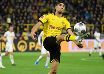 Dortmund out to keep Achraf