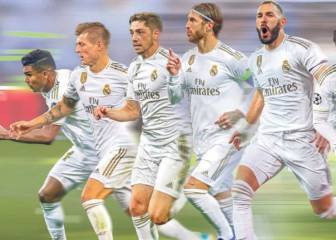 Real Madrid rise to Zidane's LaLiga challenge