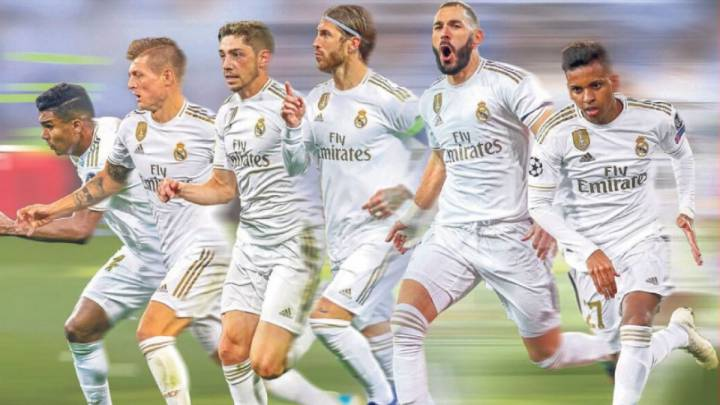 Real Madrid Players Rise To Zidane s LaLiga Challenge AS com