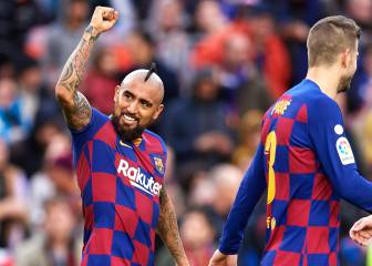 Barcelona player ratings vs Alavés