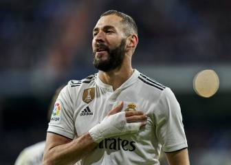 Benzema faces victims-in-chief Athletic on pace for best goal haul