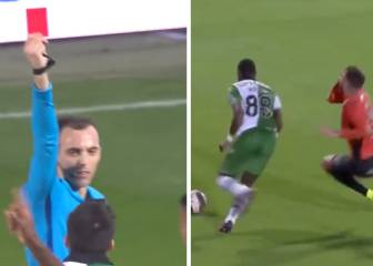 Portuguese cup ref tricked into embarrassing red card