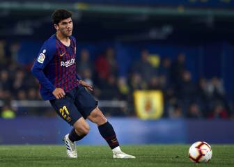 Aleñá set to join Betis on loan for the rest of the season