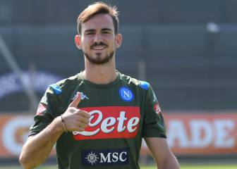 Real Madrid step up their interest in Napoli's Fabián Ruiz