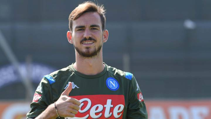 Real Madrid Step Up Their Interest In Napoli S Fabian Ruiz As Com