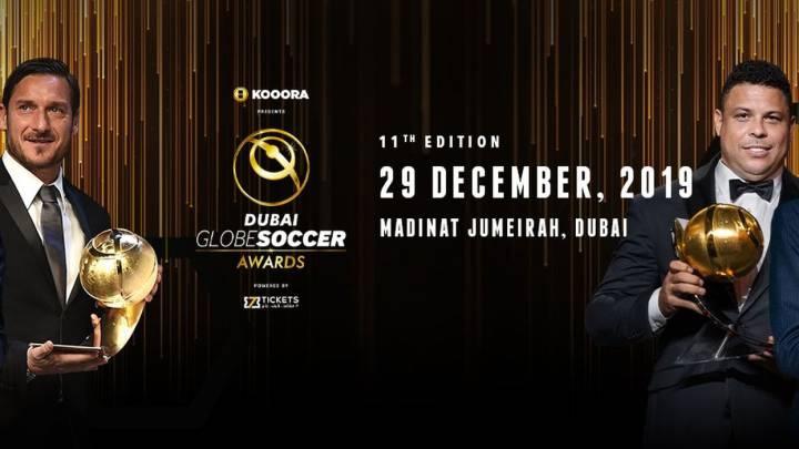 Cristiano Ronaldo y Joao Félix, en la Conferencia Internacional de Deportes de Dubai