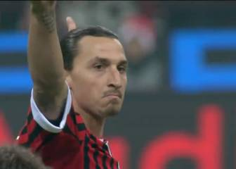 Zlatan Ibrahimovic's 10 best goals for AC Milan