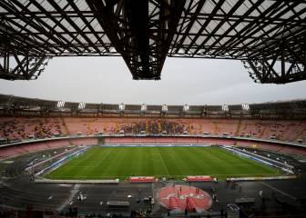 Barcelona could be set to play UCL tie at a silent San Paolo