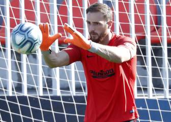 Jan Oblak: Atlético's last line of defence is top in 2019