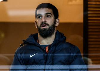 Arda hoping to retire at Galatasaray
