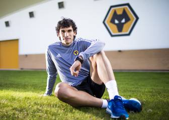Real Madrid keen to end Jesús Vallejo's Wolves loan in January