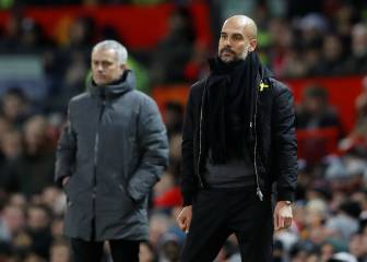 Guardiola claims another of Mou's Premier League records