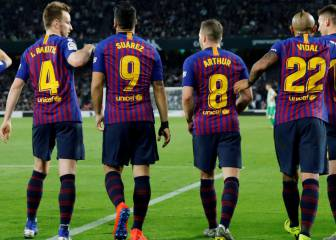 The changing face of the Barcelona midfield