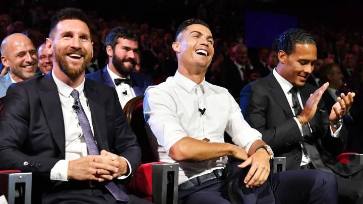 Los XI del decenio para la prensa internacional: unanimidad con Cristiano, Messi, Marcelo y Ramos