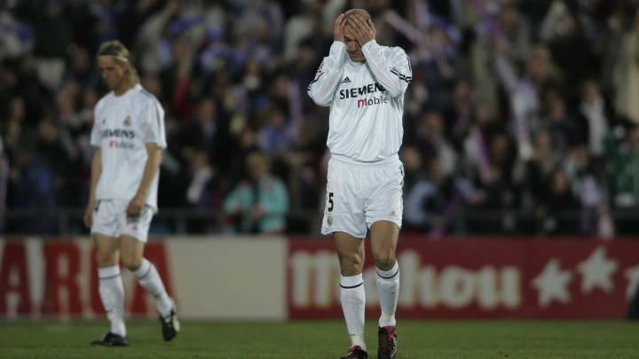 Historias del Coliseum: del Galacticidio a la roja a Ronaldo