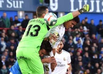 Real Madrid get 2020 off to a winning start in Getafe