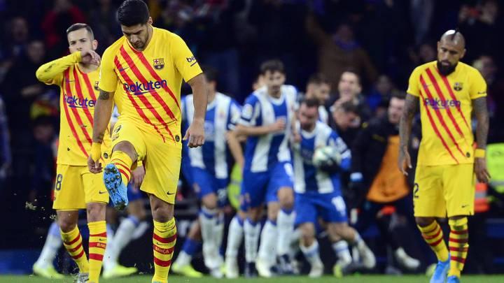 Espanyol - Barcelona en directo: LaLiga Santander, en vivo