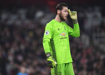 Manchester United boss eyes Henderson amid De Gea doubts