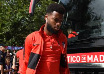 Tottenham keen to take Atlético Madrid's Thomas Lemar on loan