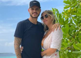 Wanda Nara throws doubt over Icardi's future