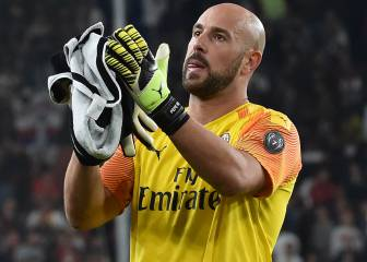 Pepe Reina poised for Aston Villa move