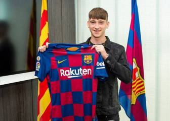 Barcelona set for Louie Barry transfer windfall