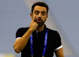 Barcelona offer Xavi two-and-a-half-year contract