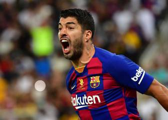 Suárez could miss six weeks to fix ongoing knee issue