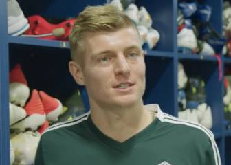 Toni Kroos reveals his peculiar pre-match obsession