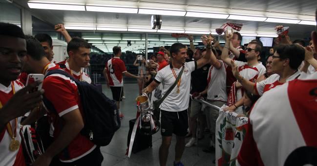 La Copa reúne a Felipe y Merino 1