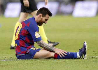 Barcelona: Leo Messi feeling isolated and fed up