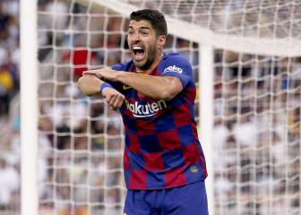 Luis Suárez to undergo surgery on Sunday and faces 6 weeks out