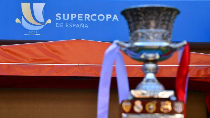 Why Are Real Madrid And Atletico In The Spanish Super Cup Final