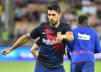 Luis Suárez: Barça's alternatives need to work