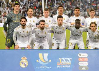Real Madrid player ratings vs Atlético: Spanish Super Cup