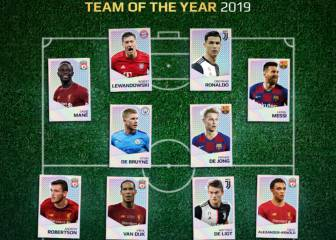 Messi included in UEFA 'team of the year' but no Madrid presence