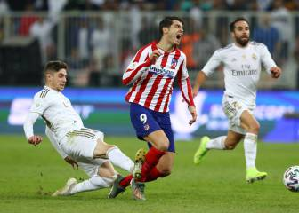 Atlético Madrid fume at Fede Valverde's one-match ban