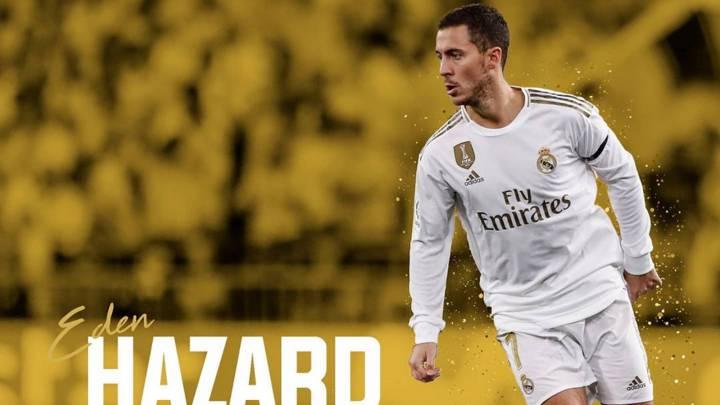 Eden Hazard, mejor jugador belga en el extraenjero.