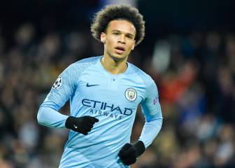 Sané could make return for Man City-Real Madrid clash
