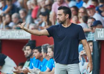 Xavi: I turned down Barcelona job because it came too soon