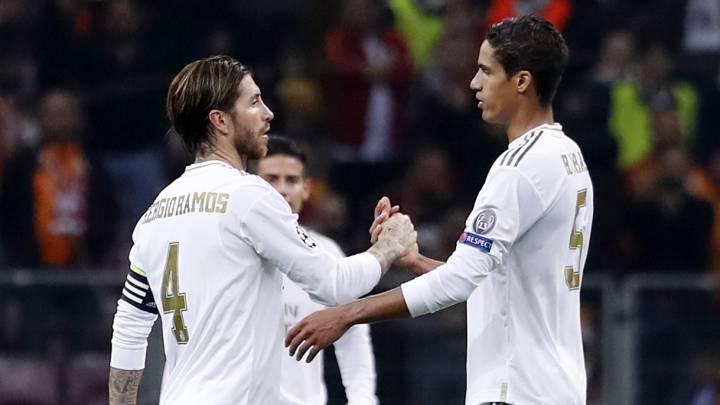 """Varane: """"Ramos encuentra estímulos todos los días..."""""""